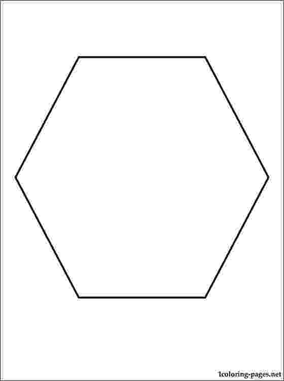 hexagon coloring page wallpapers oke 032111 hexagon page coloring