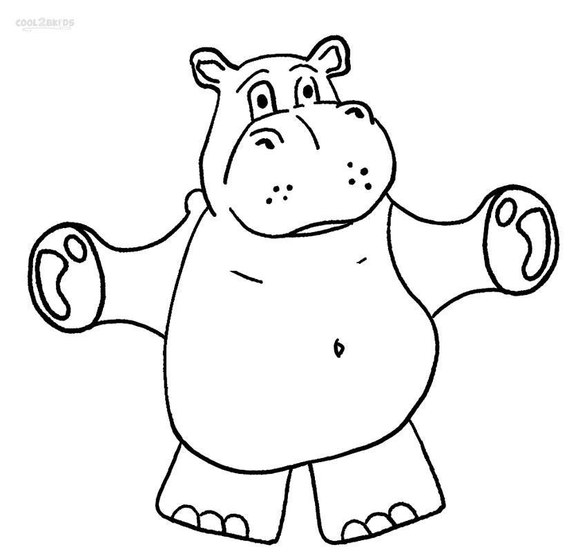 hippopotamus coloring pages 10 cute free printable hippo coloring pages for toddlers coloring pages hippopotamus