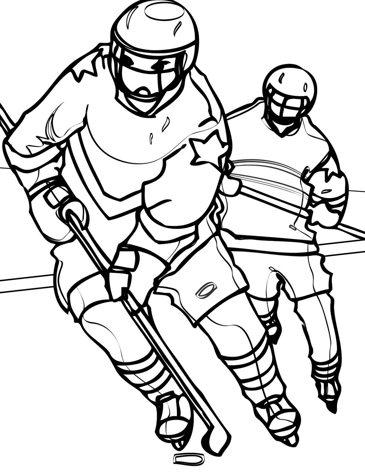hockey coloring pages to print 16 hockey coloring pages free word pdf jpeg png pages hockey coloring to print