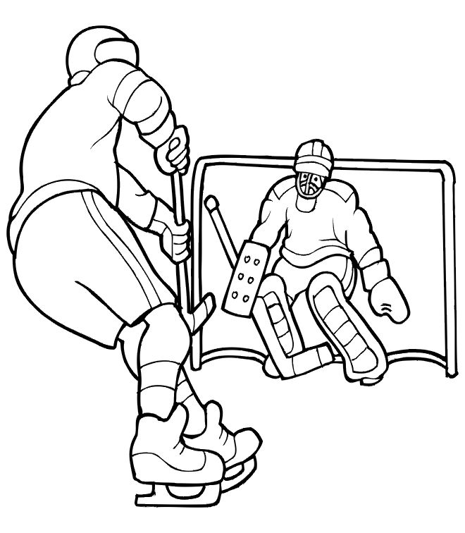hockey coloring pages to print 89 best clipart hockey images on pinterest hockey ice to hockey pages print coloring