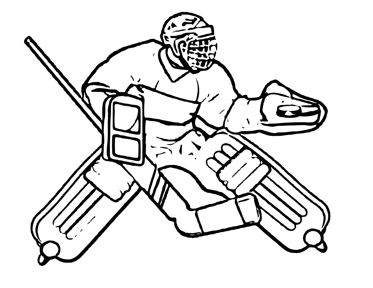 hockey goalie coloring pages san jose sharks coloring pages get coloring pages pages goalie hockey coloring