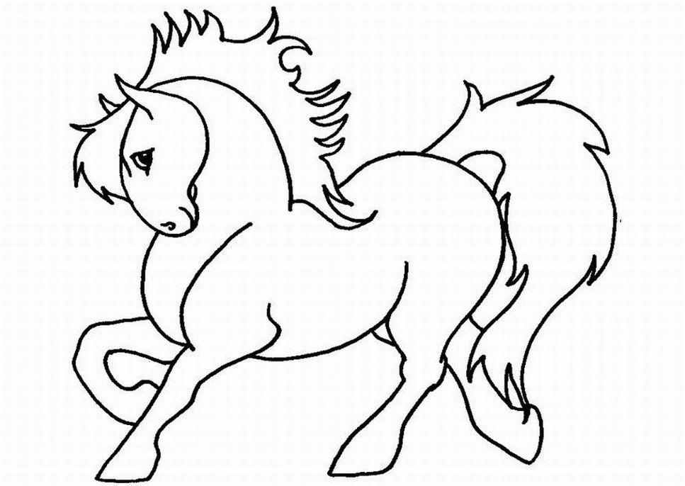 horse color sheets 17 free printable horses coloring pages for kids gtgt disney sheets horse color