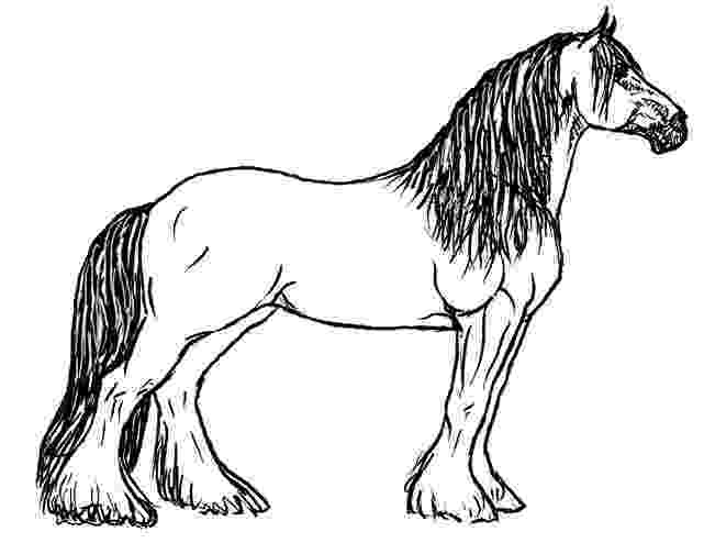 horse print out coloring page toy horse horse out print