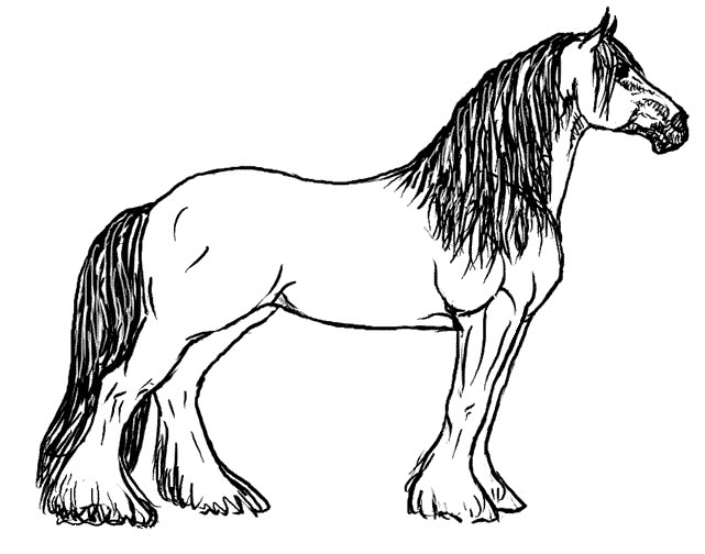 horse print out coloring pages free horses coloring pages for kids printable coloring pages coloring print horse out