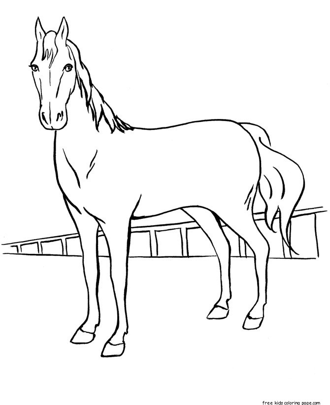 horse print out coloring pages horse print out coloring pages free printable coloring print coloring out pages horse