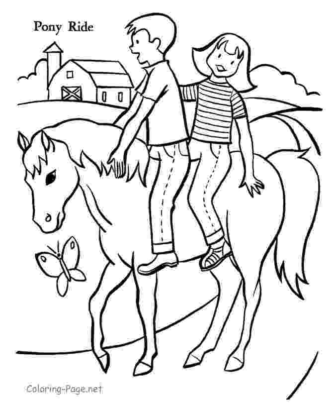 horse print out horse coloring pages kids on horse coloring pages for horse print out