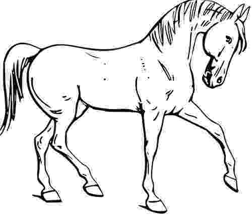 horse print out print out animal horse runs coloring pages for kidsfree print horse out