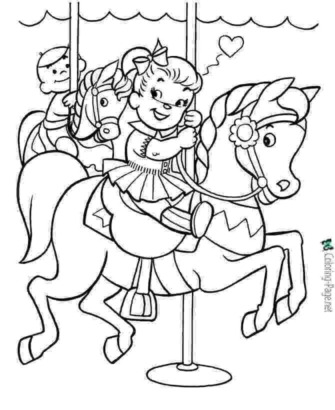 horse print out toy horse coloring pages horse print out