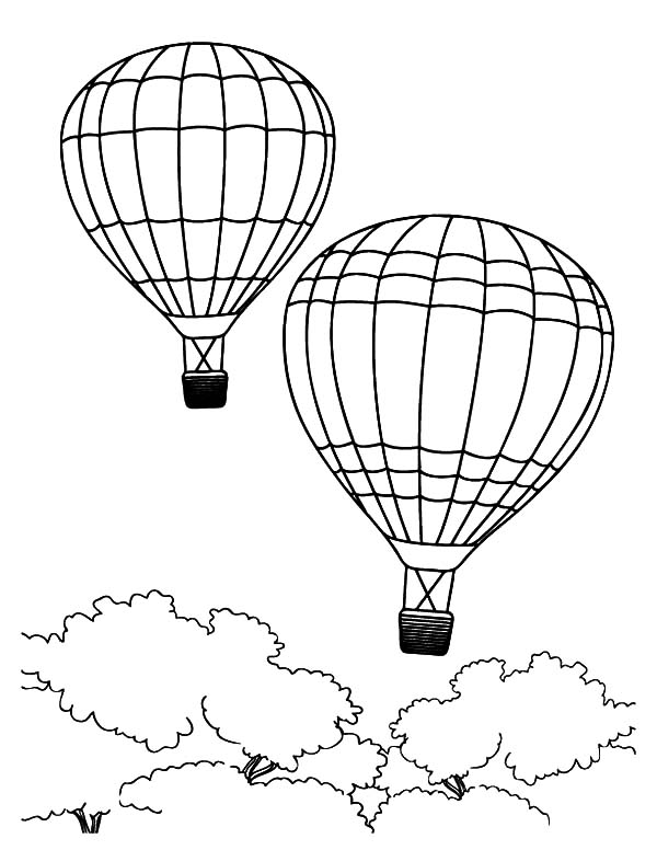 hot air balloon coloring pages creator39s joy hot air balloon coloring page balloon air hot pages coloring