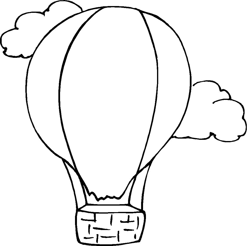 hot air balloon coloring pages flip air balloon coloring page wecoloringpagecom hot pages balloon coloring air