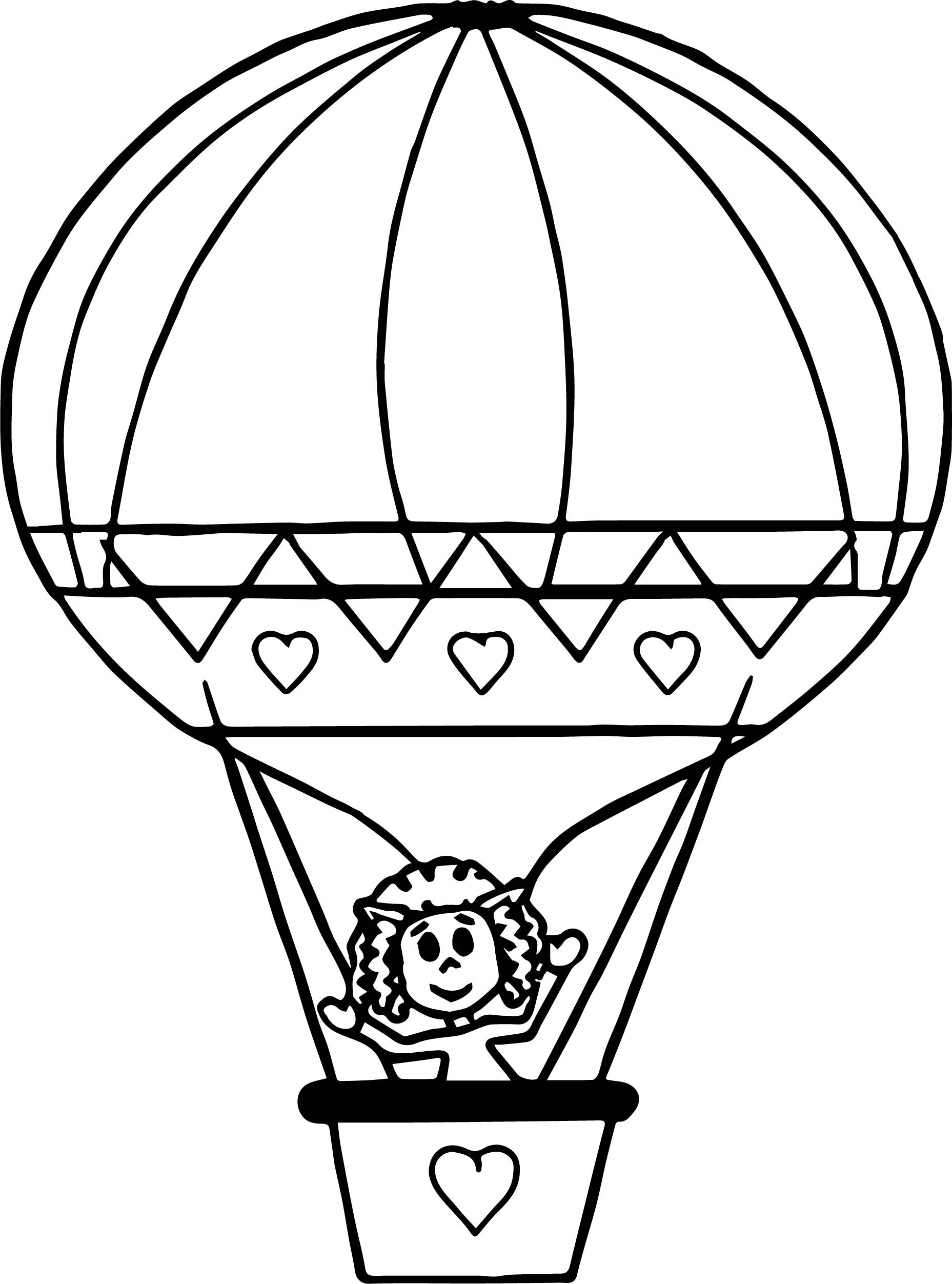 hot air balloon coloring pages free printable hot air balloon coloring pages for kids coloring hot balloon pages air