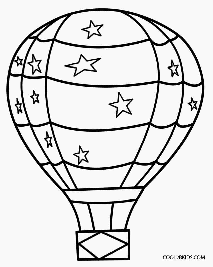 hot air balloon coloring pages free printable hot air balloon coloring pages for kids pages hot air coloring balloon