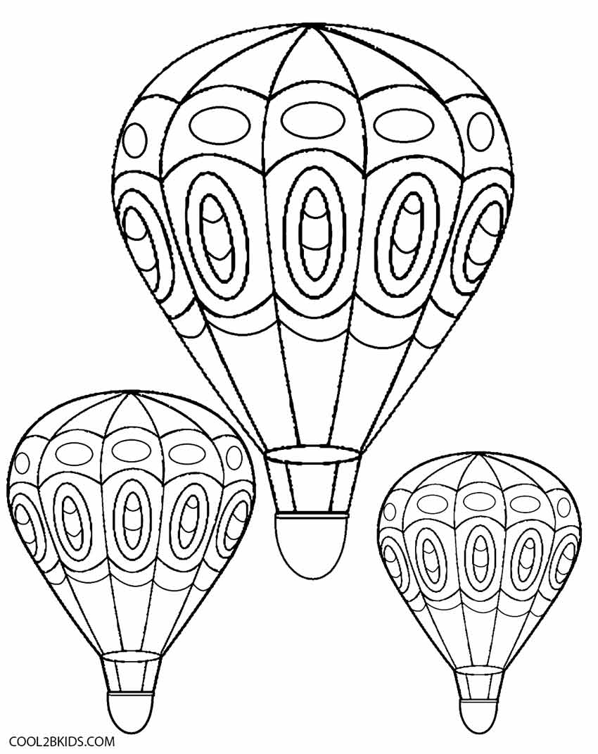 hot air balloon coloring pages free printable hot air balloon coloring pages for kids pages hot air coloring balloon 1 1