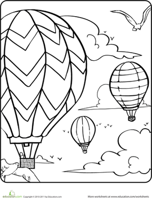 hot air balloon coloring pages printable coloring sheets coloring pages pinterest hot pages balloon coloring air