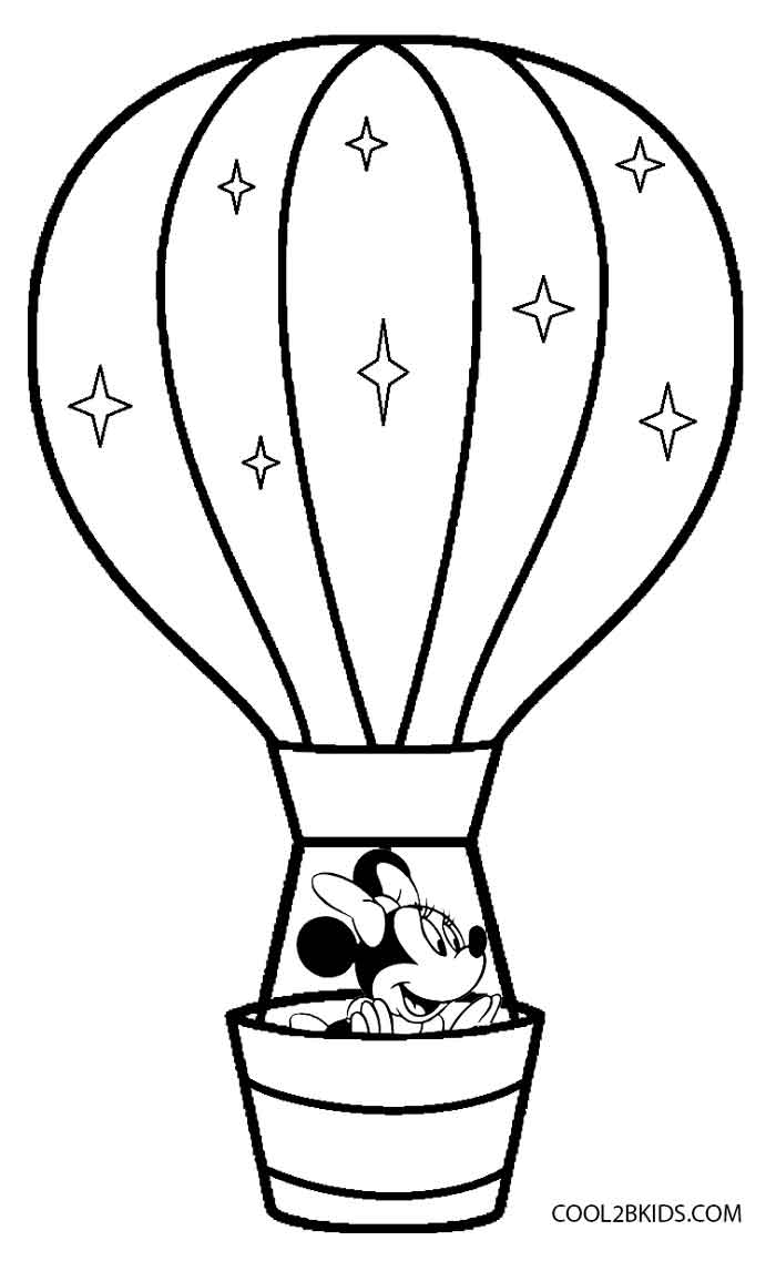 hot air balloon coloring pages printable hot air balloon coloring pages for kids cool2bkids coloring pages hot air balloon