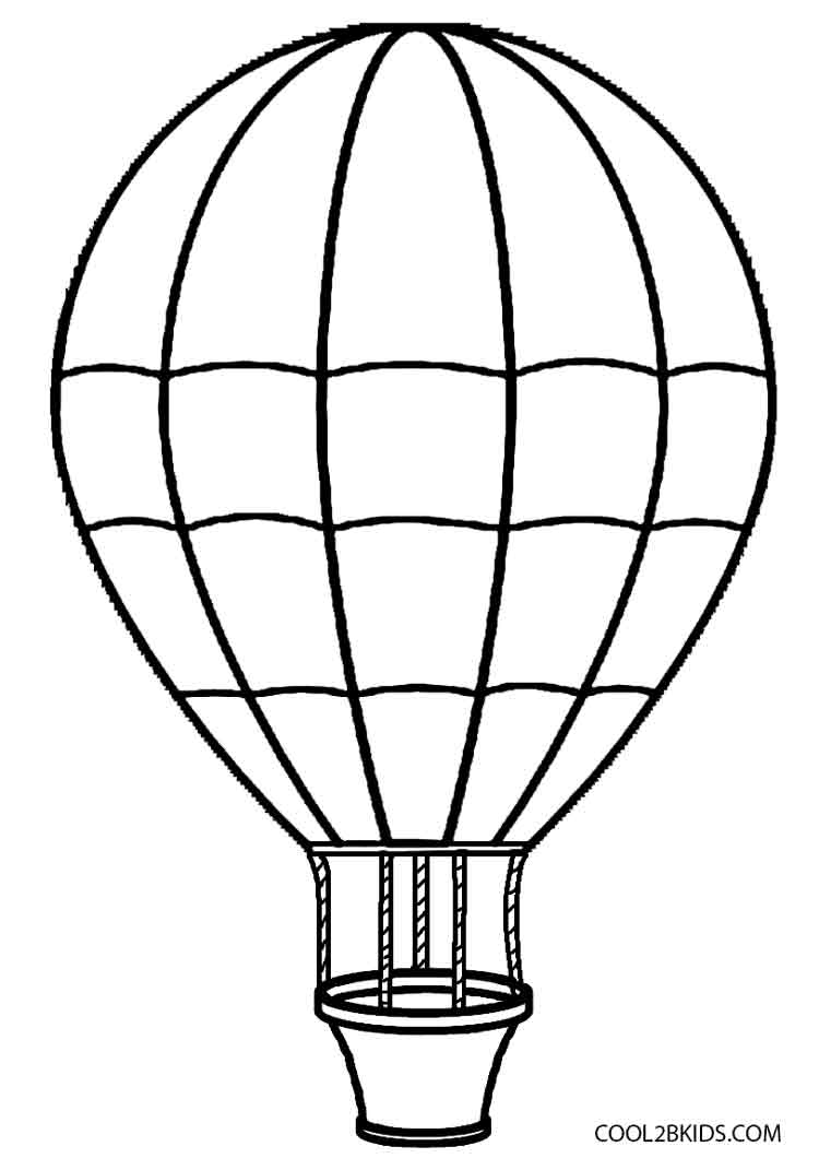 hot air balloon coloring pages printable hot air balloon coloring pages for kids cool2bkids hot pages coloring air balloon