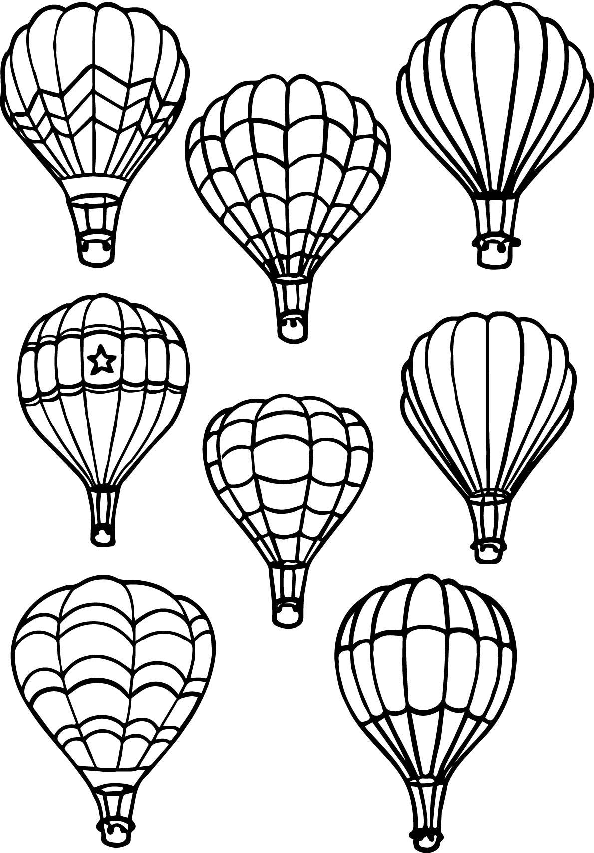 hot air balloon coloring pages vacation on hot air balloon coloring pages coloring sky pages coloring balloon hot air