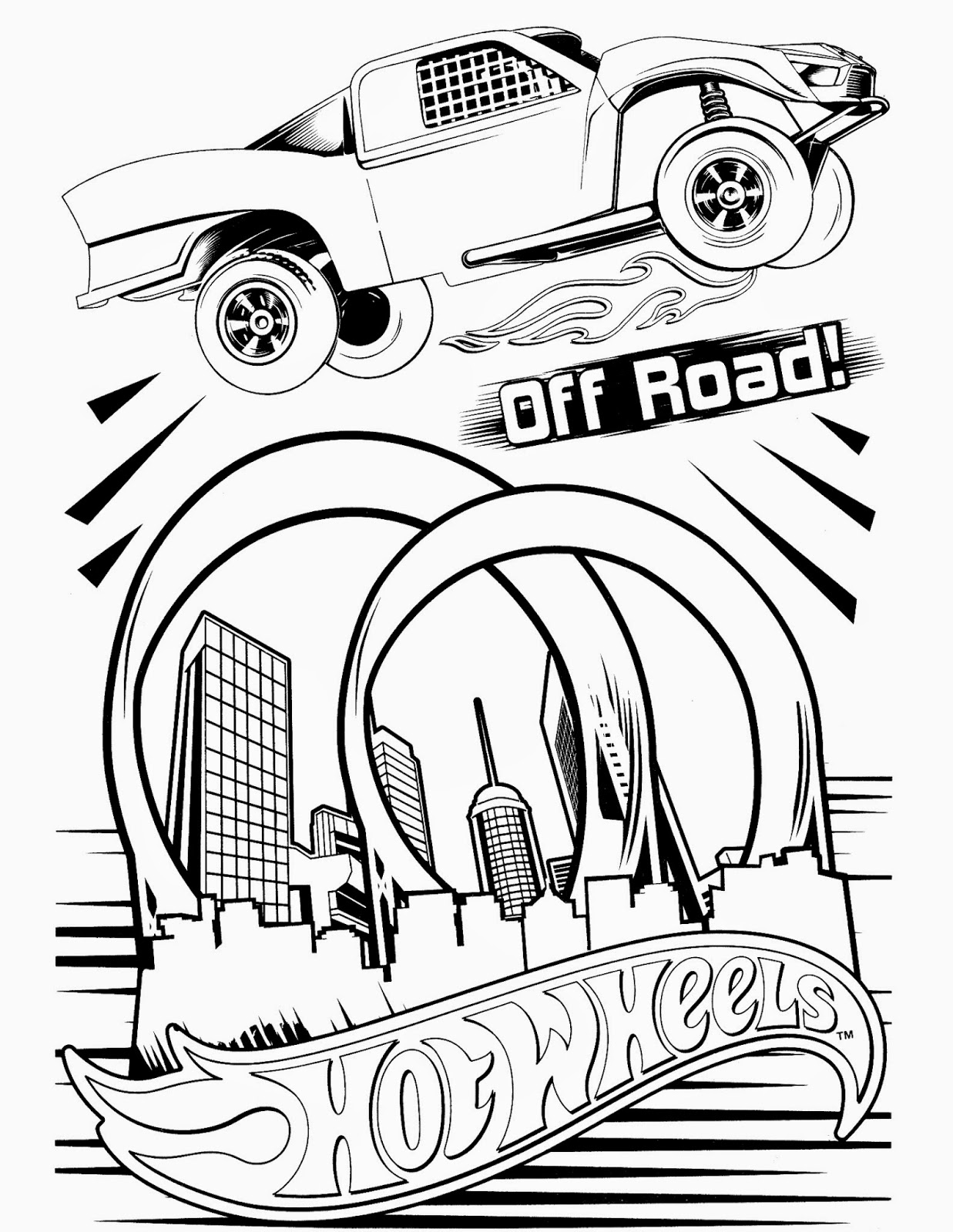 hot wheel coloring pages free printable hot wheels coloring pages for kids hot coloring pages wheel