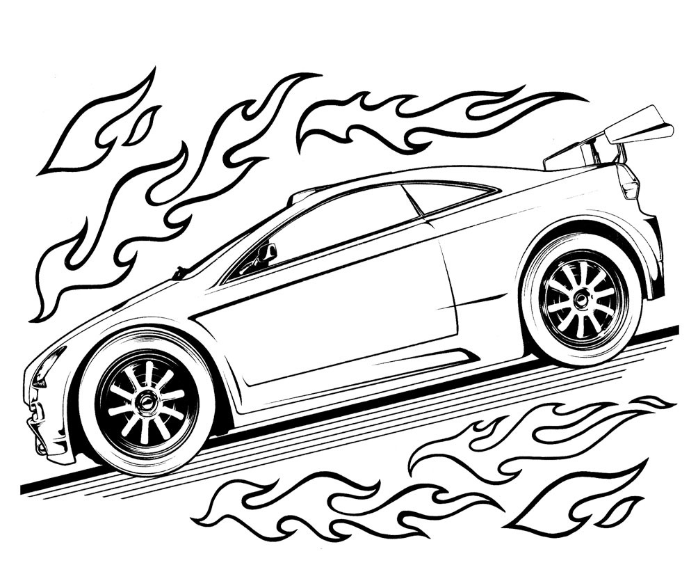 hot wheels cars pictures to color hot wheel coloring pages to download and print for free wheels color pictures to hot cars