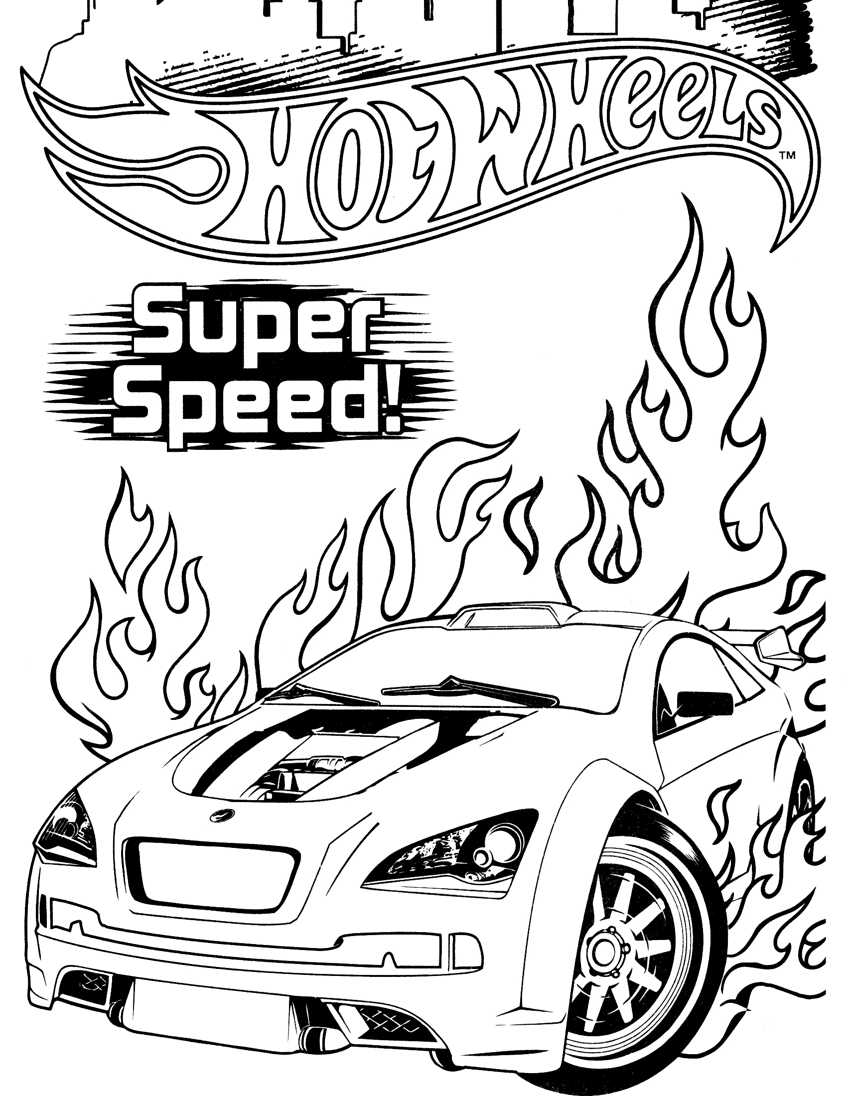 hot wheels coloring sheets hot wheels coloring pages getcoloringpagescom wheels coloring hot sheets