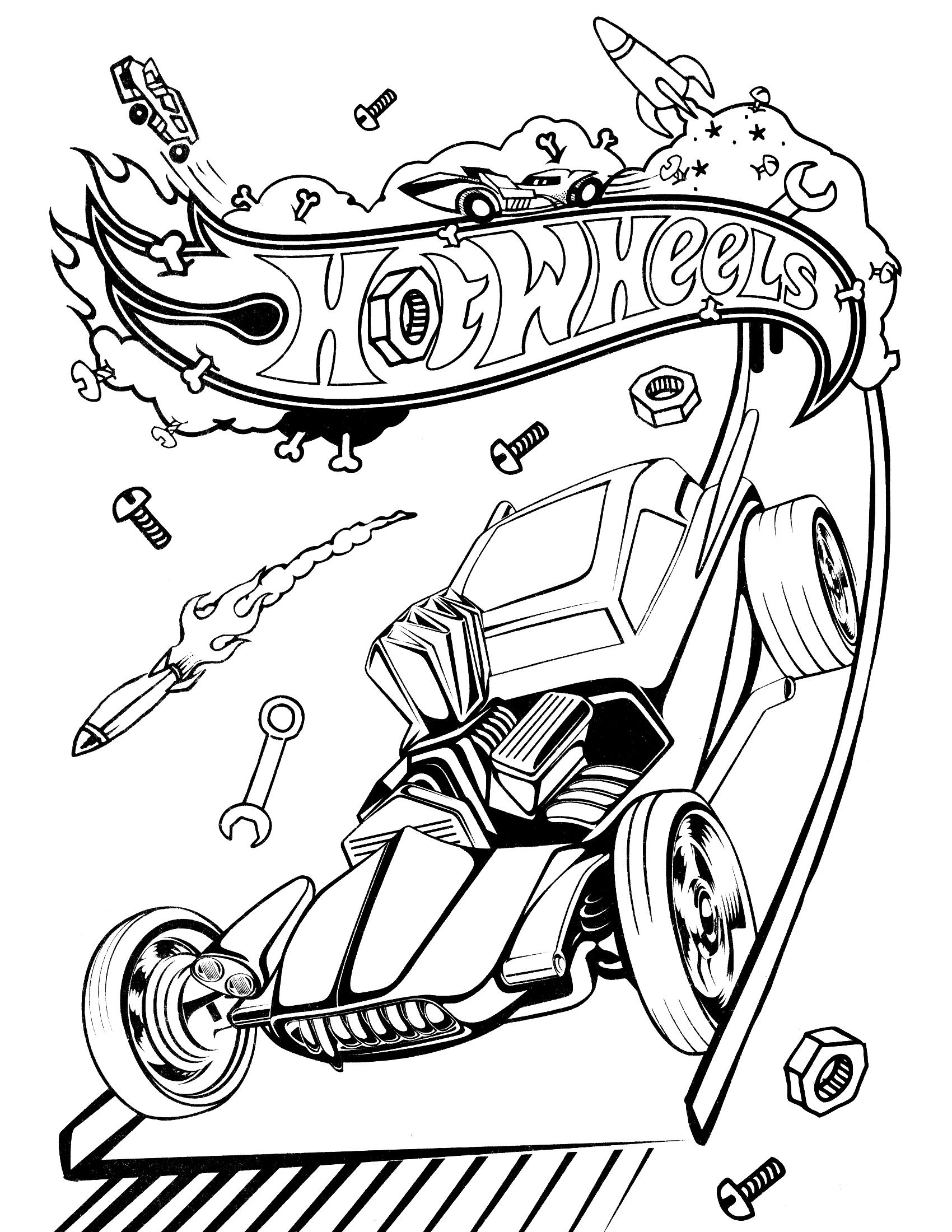 hot wheels coloring sheets printable hot wheels coloring pages for kids cool2bkids coloring hot sheets wheels