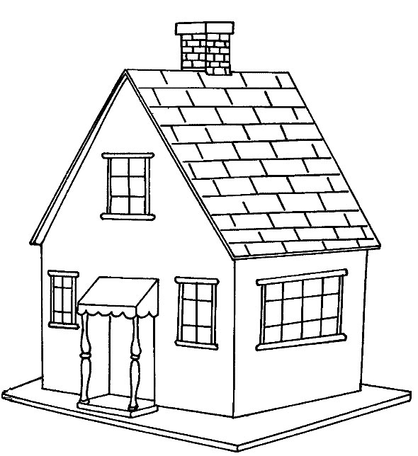 house coloring pages printable free printable house coloring pages for kids coloring printable pages house