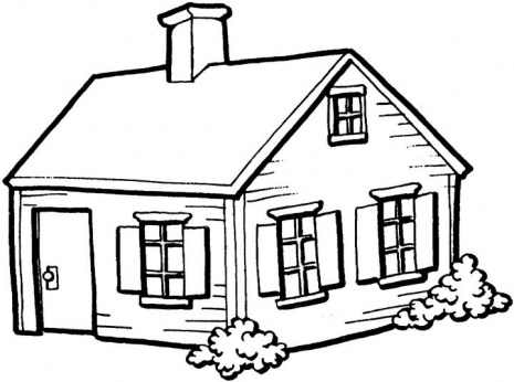 house coloring sheet c cant get output result using cvcornerharris house coloring sheet