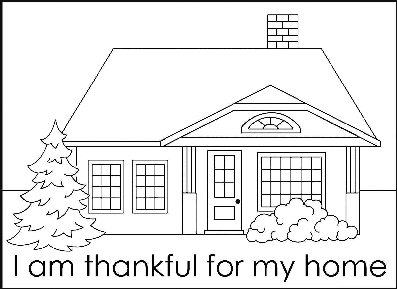 house coloring sheet house coloring pages getcoloringpagescom coloring house sheet