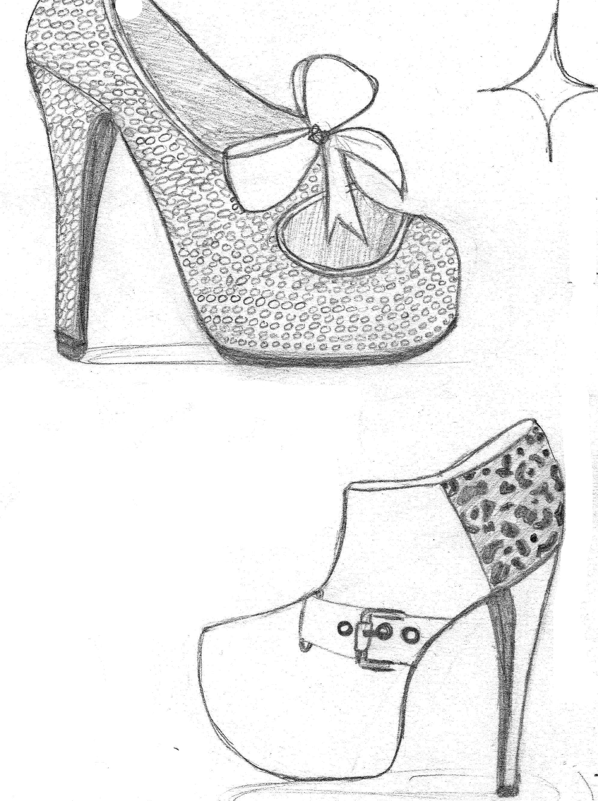 how to sketch high heels hafiz39s fashion sketching high heels sketches high sketch how to heels