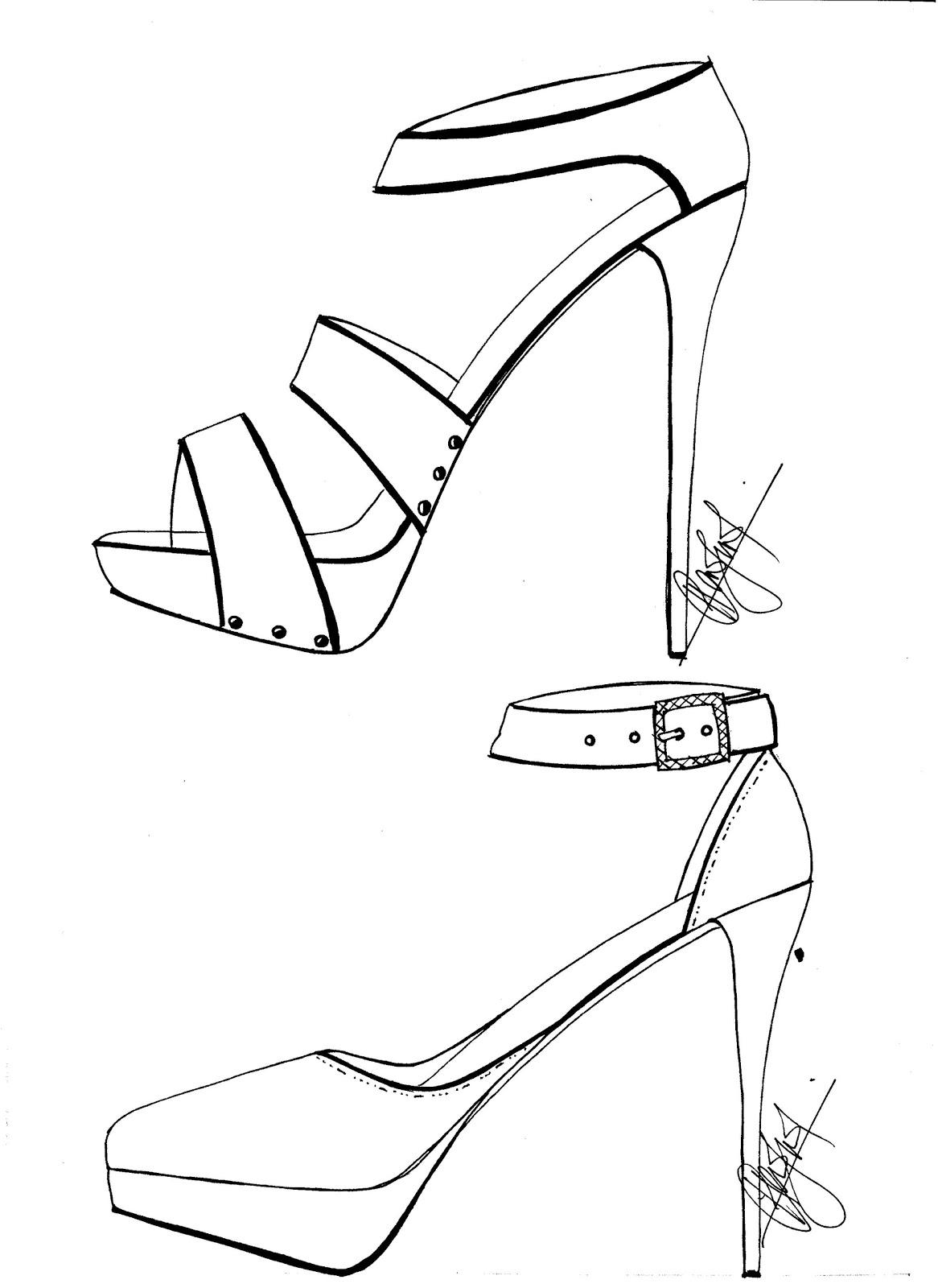 how to sketch high heels hafiz39s fashion sketching high heels sketches high to sketch heels how