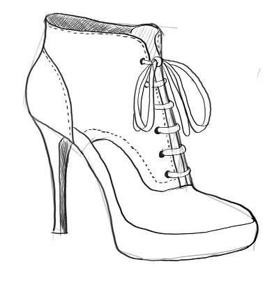 how to sketch high heels hafiz39s fashion sketching high heels sketches to sketch how heels high