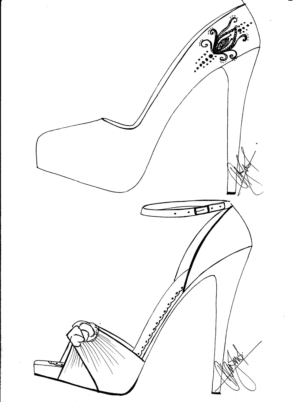 how to sketch high heels high heel drawing by dapopdude on deviantart sketch to how heels high