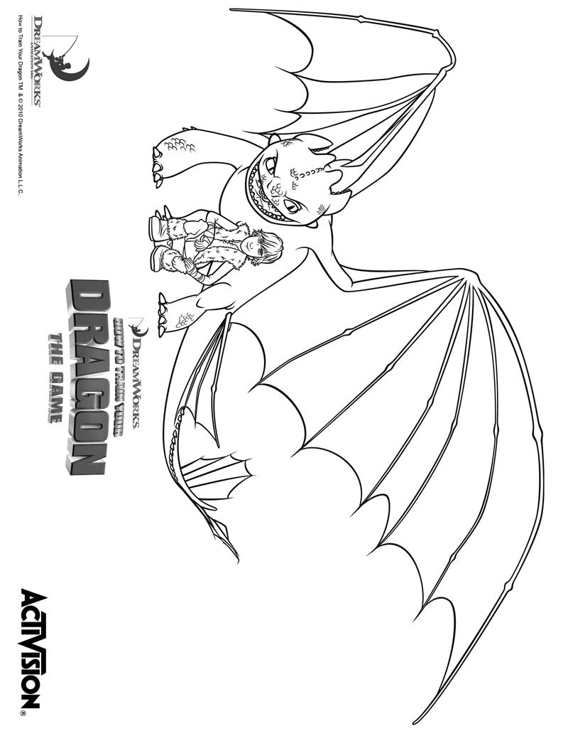how to train a dragon coloring pages de colorir como treinar o seu dragão dragon a train coloring to how pages