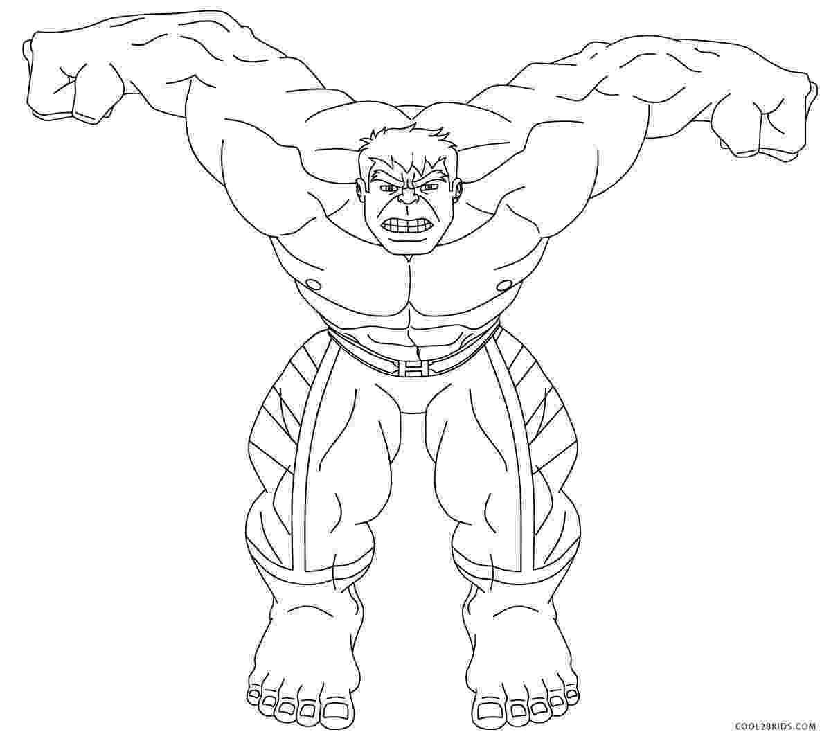 hulk coloring pages to print free hulk drawing pages at getdrawings free download hulk pages free print coloring to