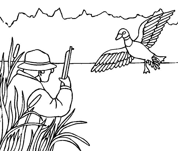 hunting coloring pages hide between grass when duck hunting coloring pages coloring pages hunting