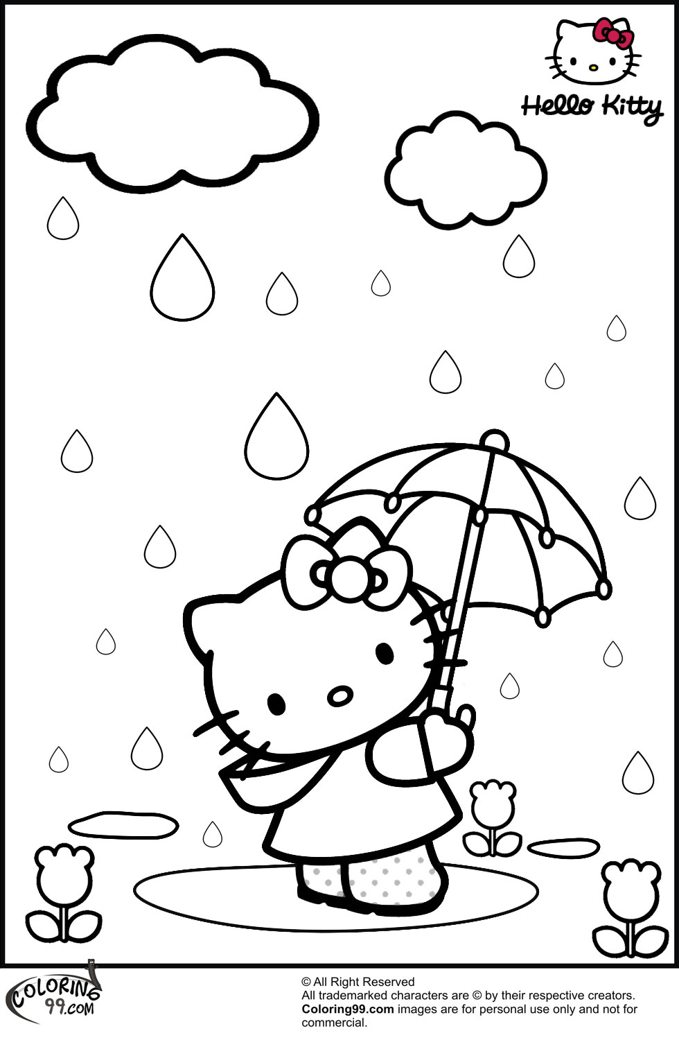 images of hello kitty coloring pages cute coloring page team colors kitty of hello images coloring pages