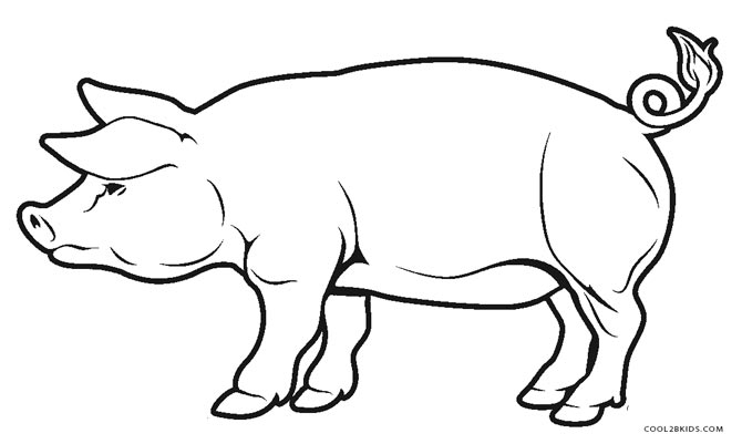 images of pigs to color pig coloring pages coloringpages1001com of to pigs color images