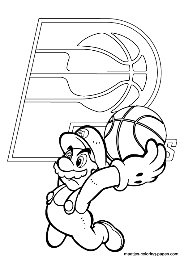 indiana pacers coloring pages indiana pacers free coloring pages coloring indiana pacers pages