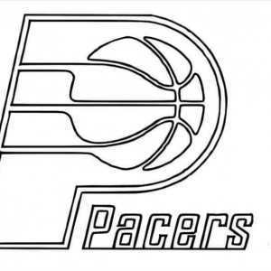indiana pacers coloring pages nba coloring pages google search 40th birthday pages indiana coloring pacers
