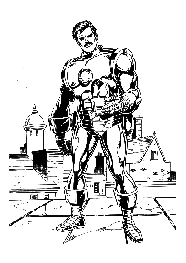 iron man coloring pages online iron man 2 coloring pages collections coloring pages man online iron