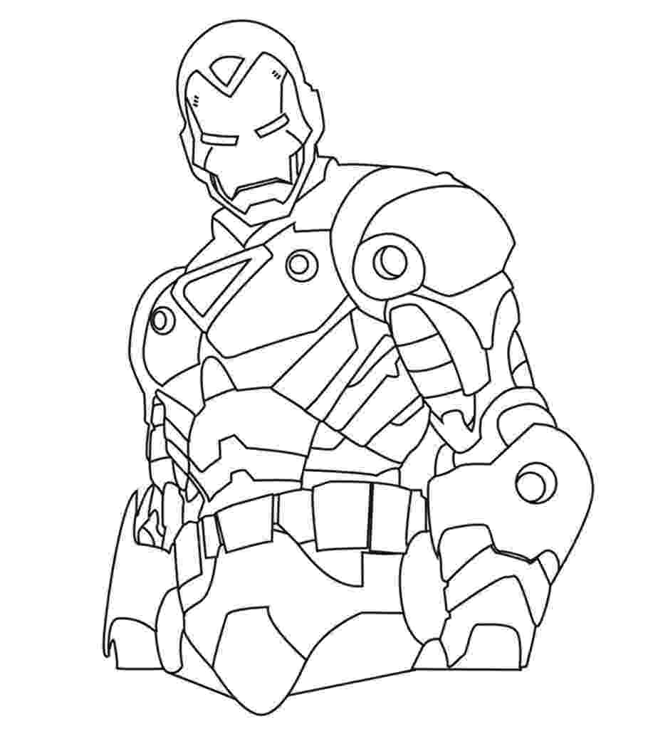 iron man printable images free printable iron man coloring pages for kids best images man iron printable