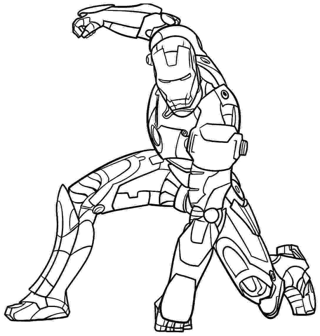iron man printable images free printable iron man coloring pages for kids best printable man iron images