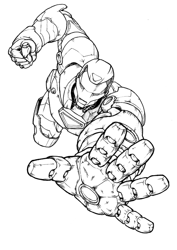 ironman coloring page iron man coloring pages free printable coloring pages ironman coloring page