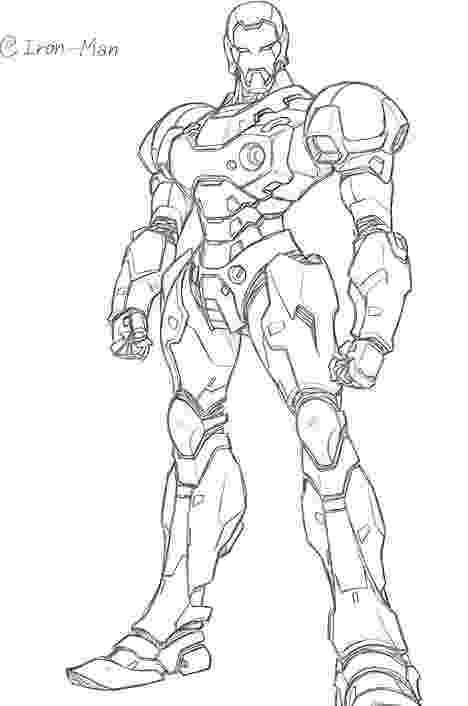 ironman coloring page iron man the avengers best coloring pages minister coloring ironman page