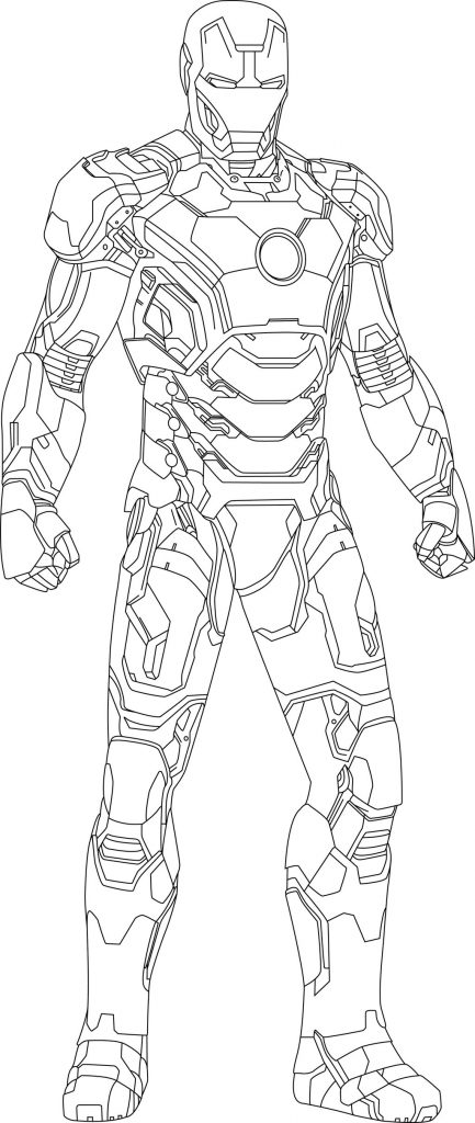 ironman printable coloring pages iron man free printable coloring pages colorpagesorg coloring ironman pages printable
