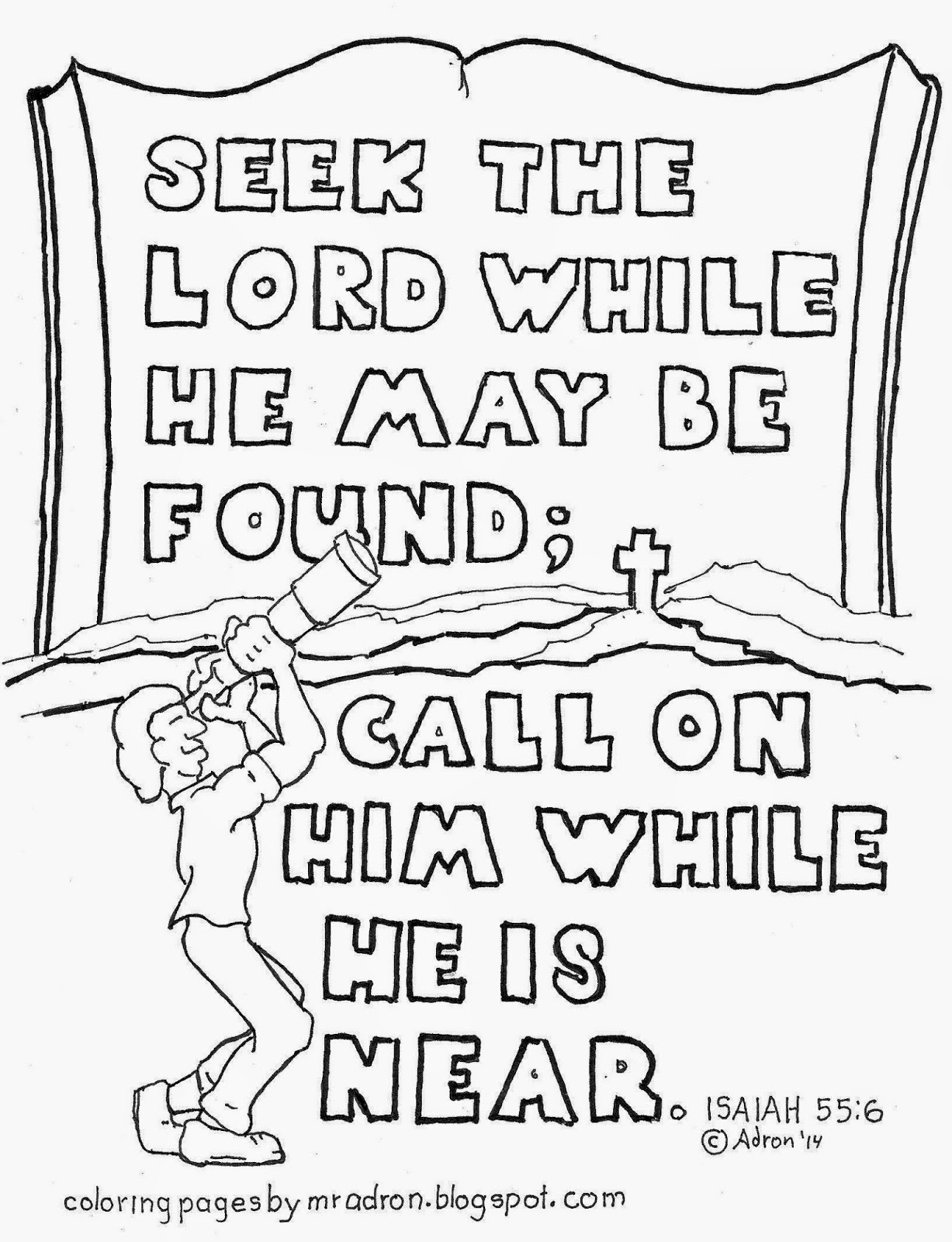 isaiah coloring pages coloring pages for kids by mr adron all we like sheep pages coloring isaiah