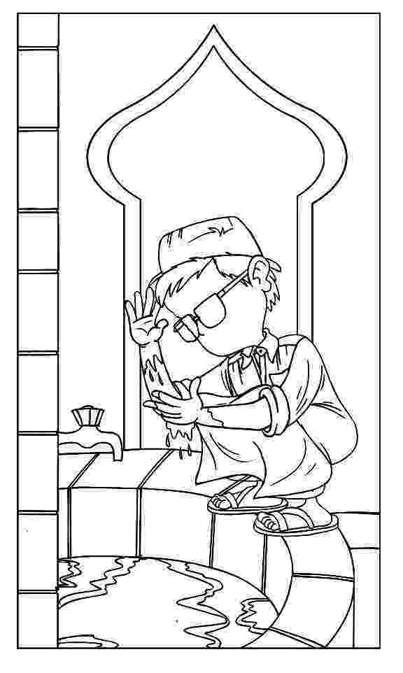 islamic coloring pages arabic coloring pages getcoloringpagescom coloring pages islamic