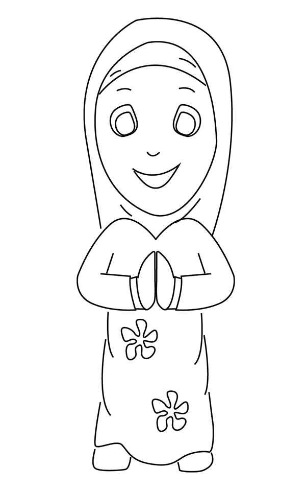 islamic coloring pages children of prophet muhammed coloring humrajali pages islamic coloring