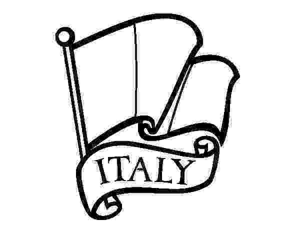 italy flag coloring page flag of italy coloring page coloringcrewcom flag italy coloring page