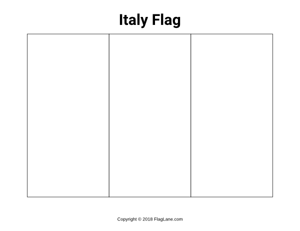 italy flag coloring page free italy flag coloring page coloring italy page flag